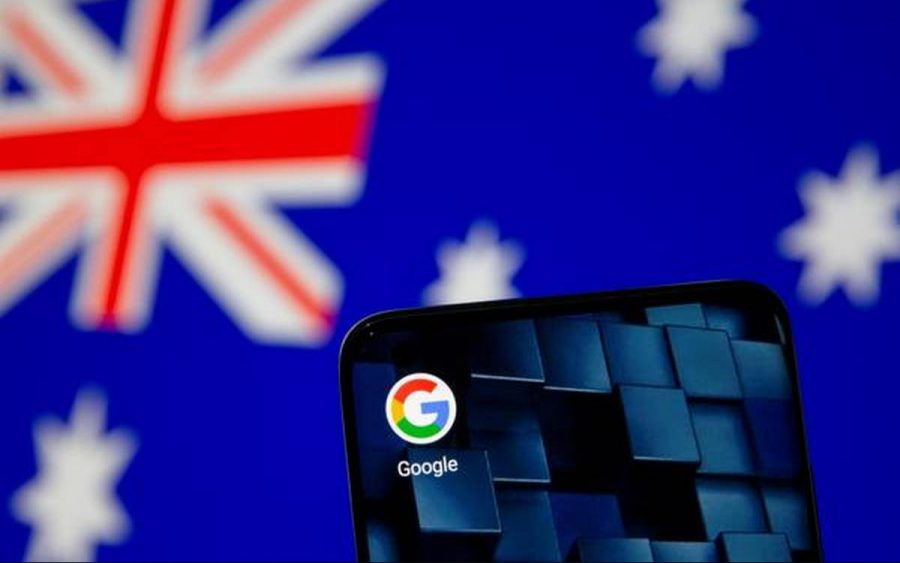 Google Notícias Austrália