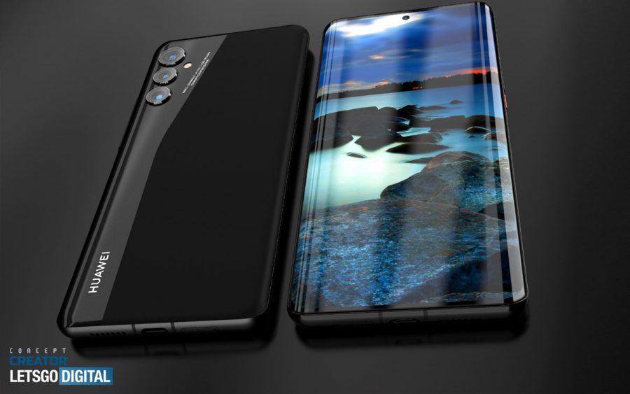 Huawei P50 Lets Go Digital