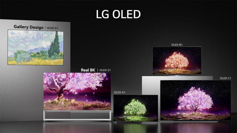 LG Smart TV Portugal Abril