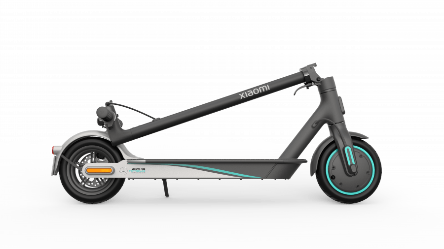Mi Electric Scooter Pro 2 Mercedes AMG Petronas F1 Team Edition 27 1 Mercedes-AMG Petronas, Mi Electric Scooter Pro 2, trotinete elétrica, Xiaomi