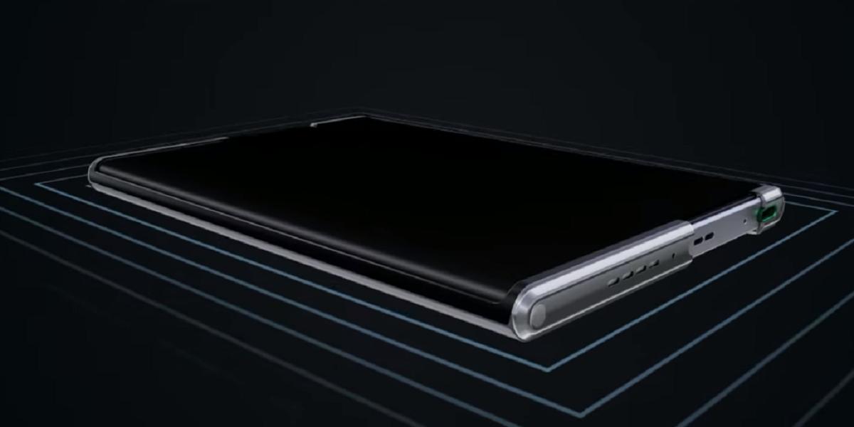 OPPO x 2021 2 Ecrã Enrolável, oppo, Oppo X 2021, Rollable, smartphone