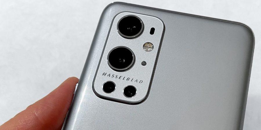 OnePlus 9 Pro / Apple
