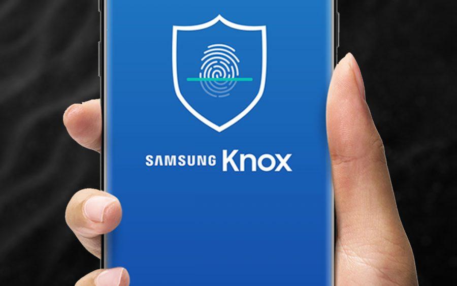 Samsung Galaxy segurança Samsung Knox