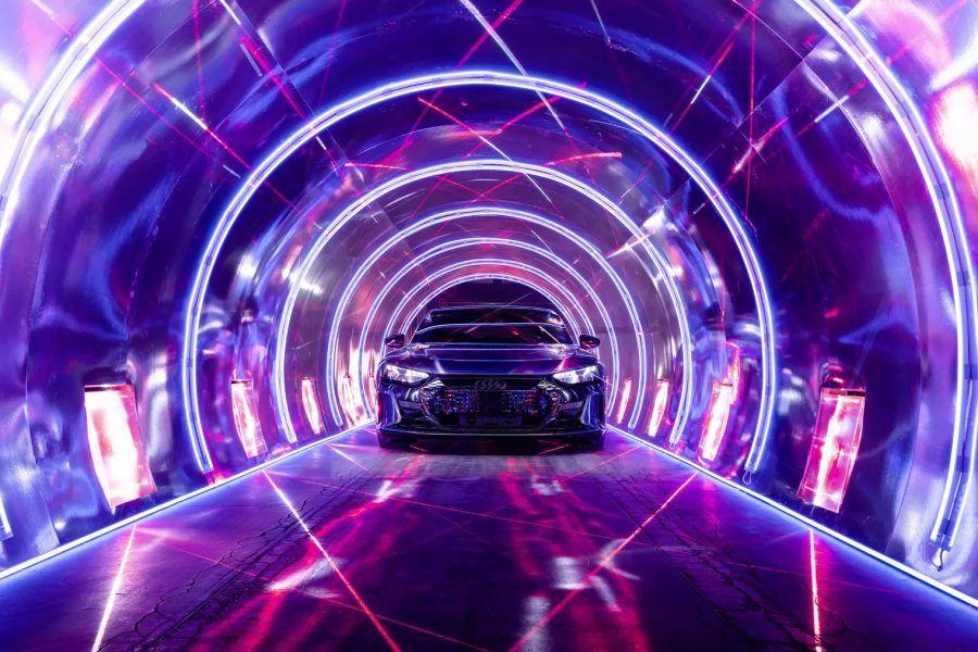 TSP4736 Audi, Audi e-tron GT, carro elétrico, mobilidade elétrica
