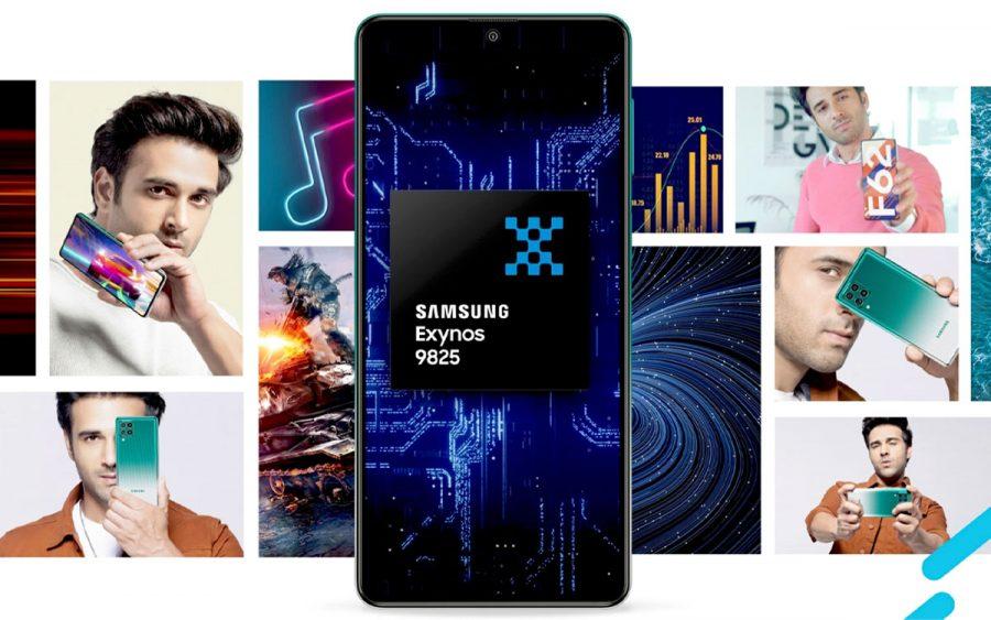 Samsung Galaxy F62 oficial
