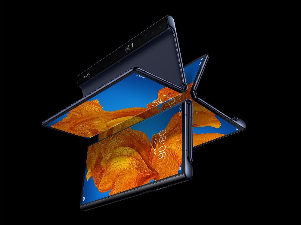 Huawei Mate Xs será sucedido pelo Huawei Mate X2