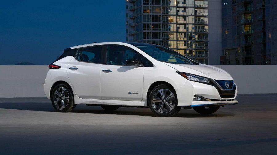 Nissan Leaf Apple Car Concept 2021 2028 Carro Elétrico Hyundai Kia Nissan
