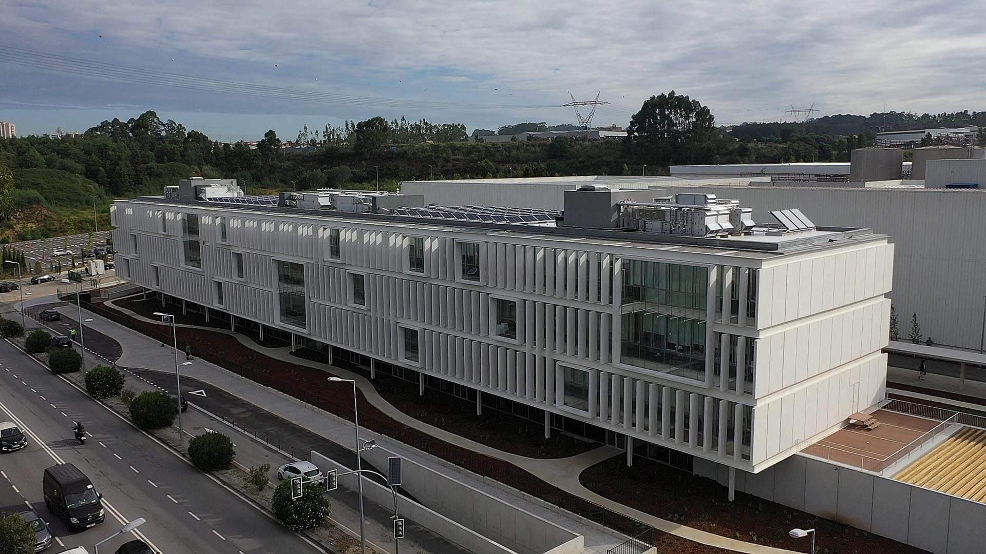Sonae Tech Hub no top 100 dos edifícios mais sustentáveis do mundo