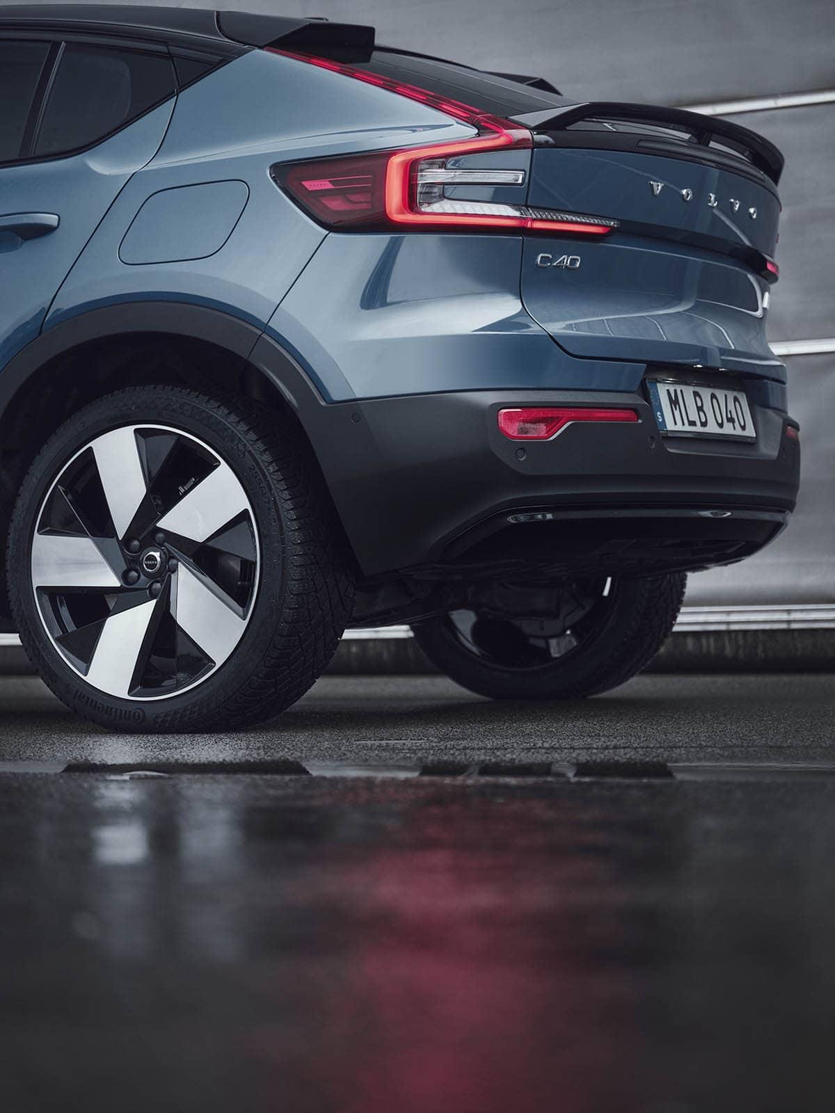 Volvo C40 Recharge Carro elétrico