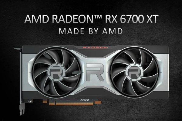 AMD Radeon RX 6700 XT Placa gráfica rival Nvidia 3070 2K 1440p gaming