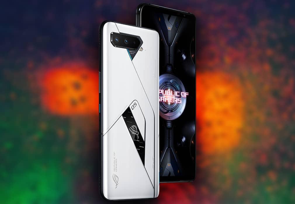 ASUS ROG Phone 5 oficial 2