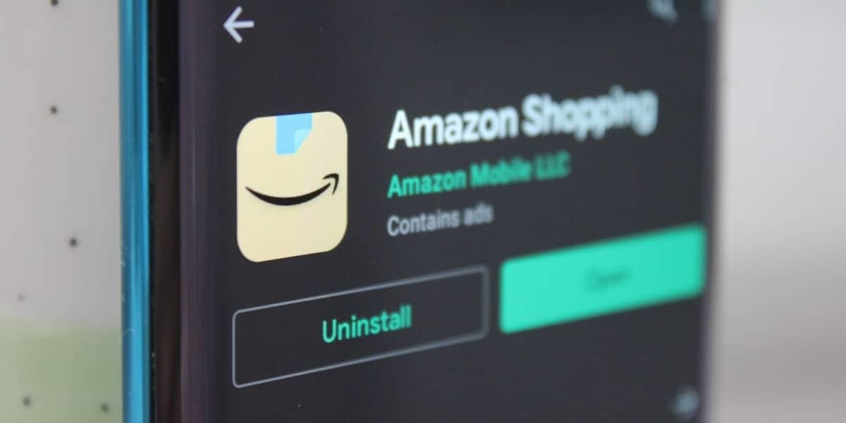 Amazon novo ícone