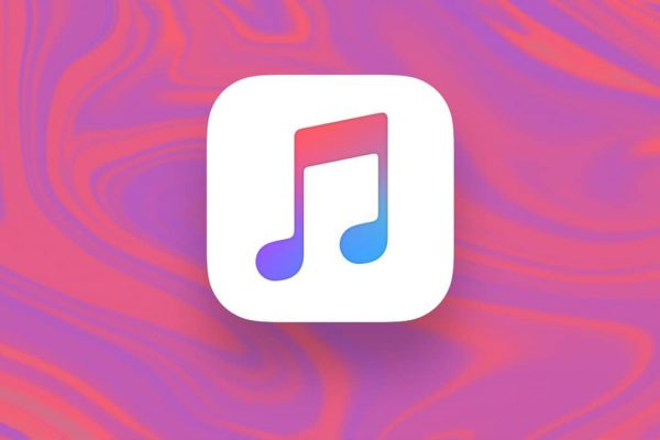Apple Music iOS app de música