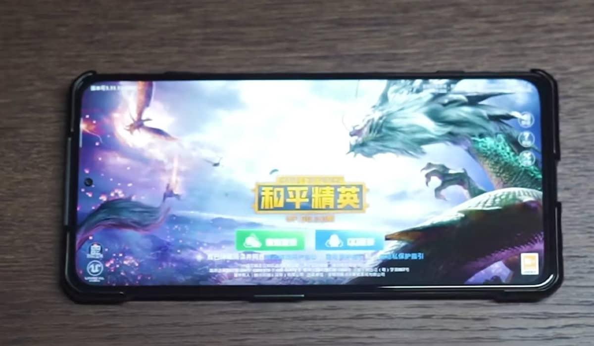 Xiaomi Black Shark 4 Pro 1