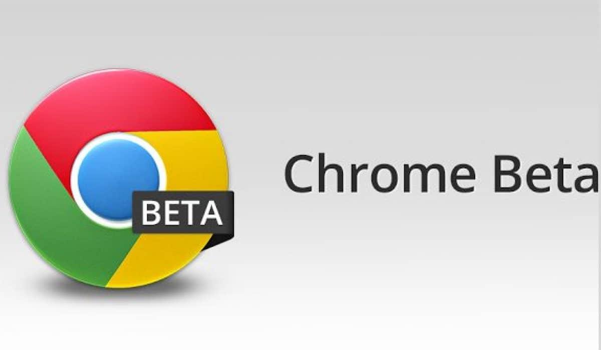 Google Chrome Beta APK