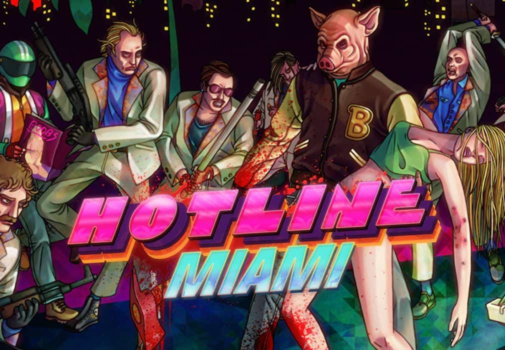 Hotline Miami Google Stadia
