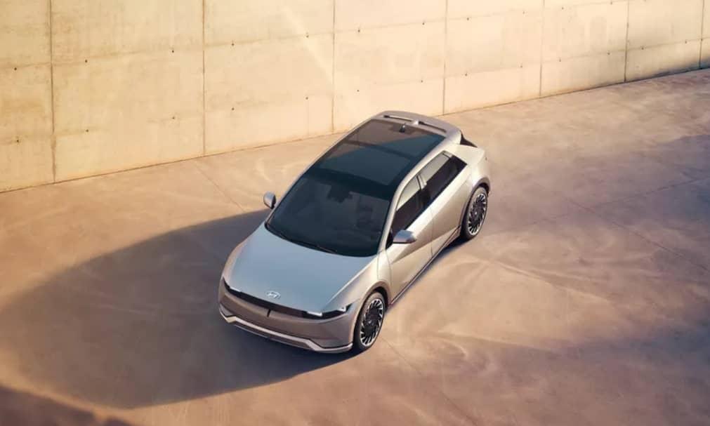 Hyundai Ioniq 5 carro elétrico
