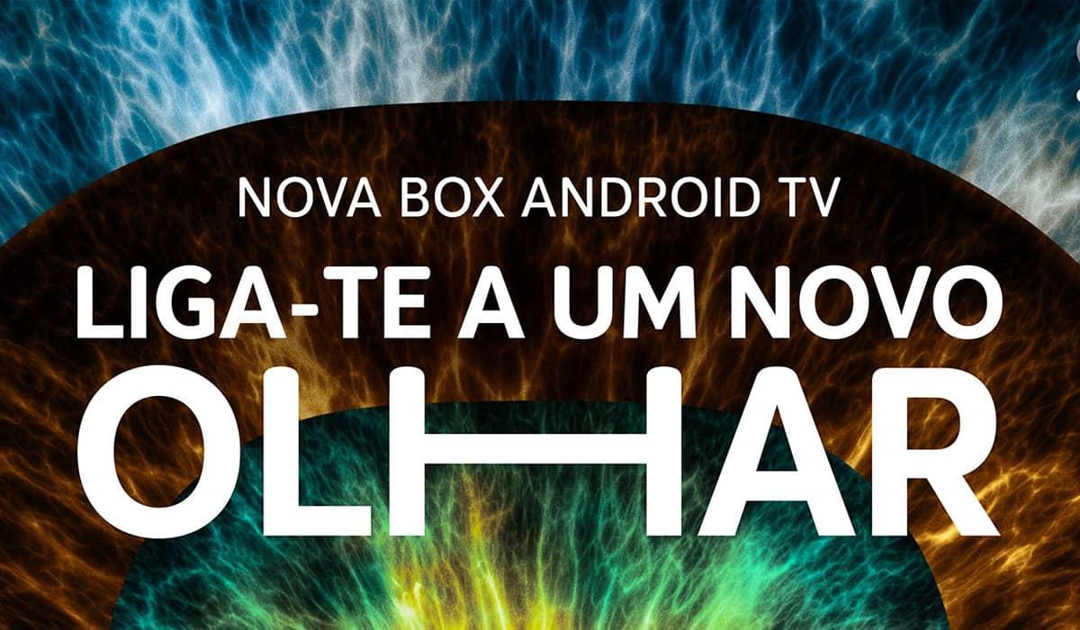 MEO Android TV box Xiaomi NVIDIA