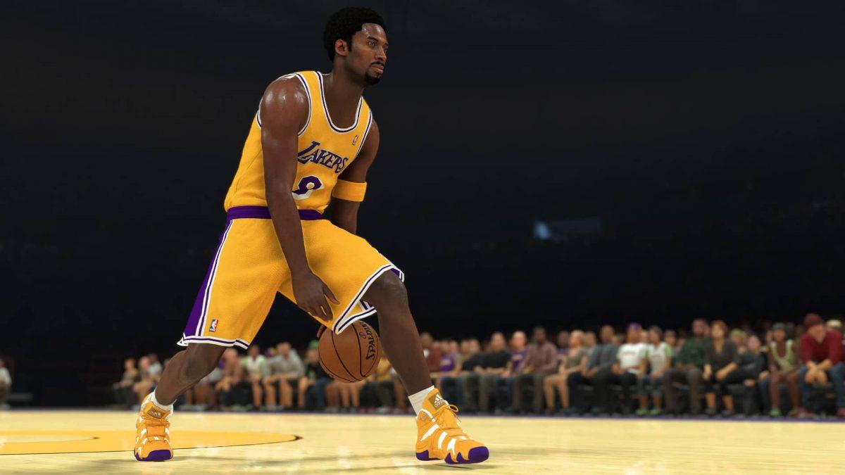 NBA 2K21 Xbox Game Pass