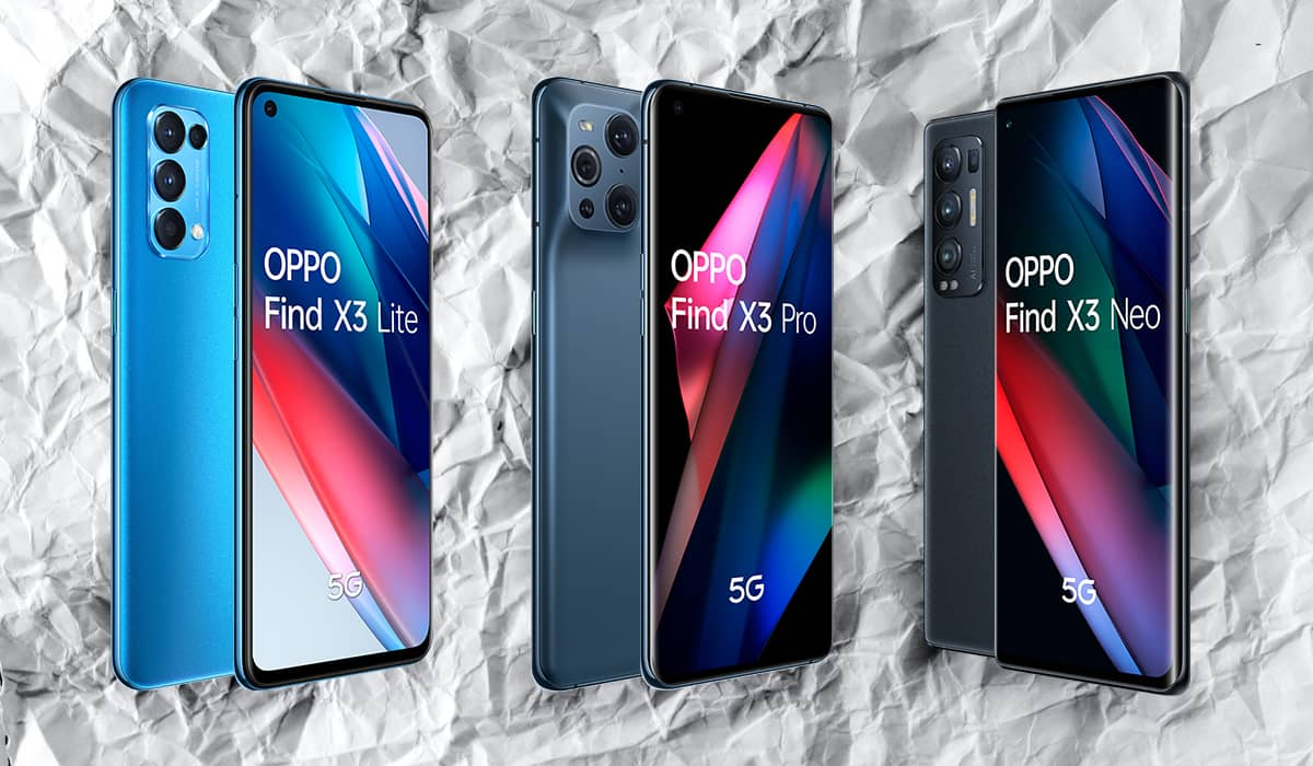 OPPO Find X3 Portugal