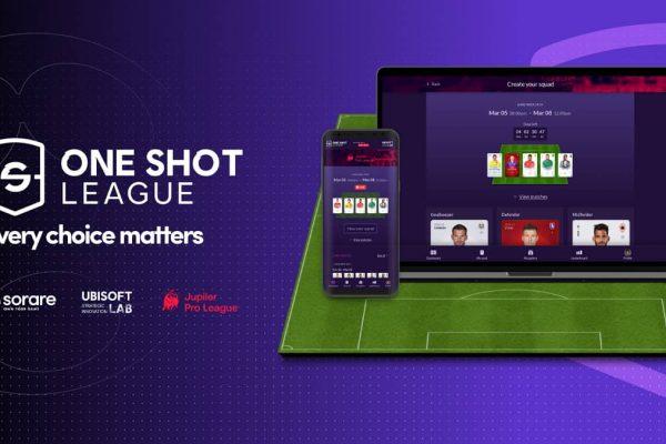 One Shot League SoRare NFT
