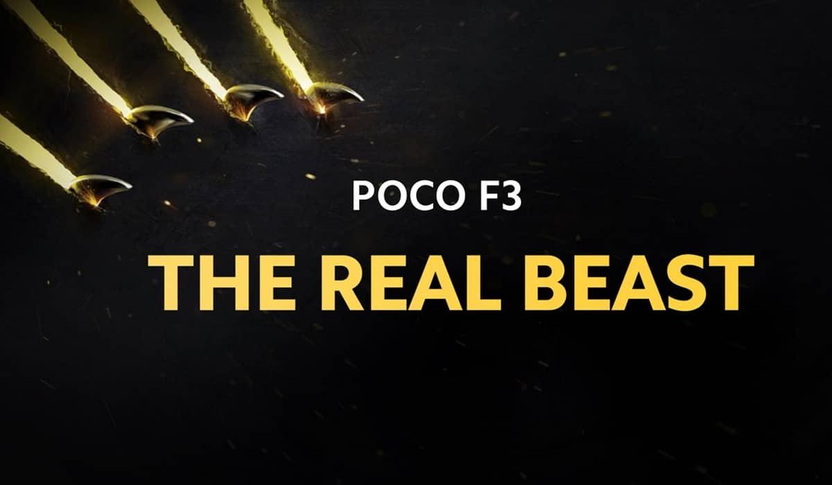 POCO F3 flagship killer 2021