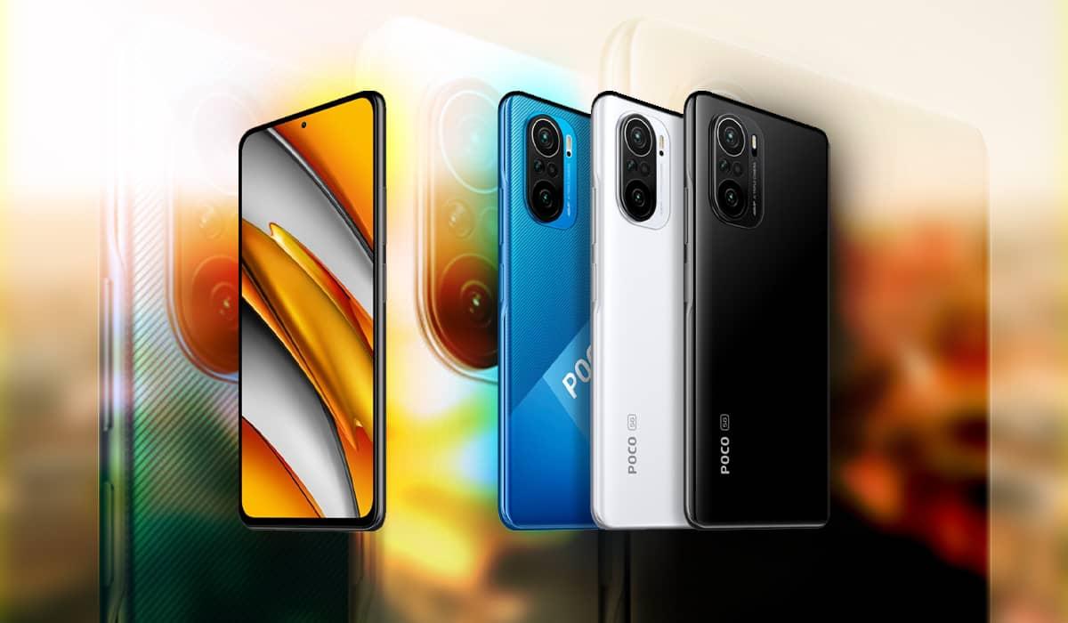 Xiaomi POCO F3 POCO X3 Pro