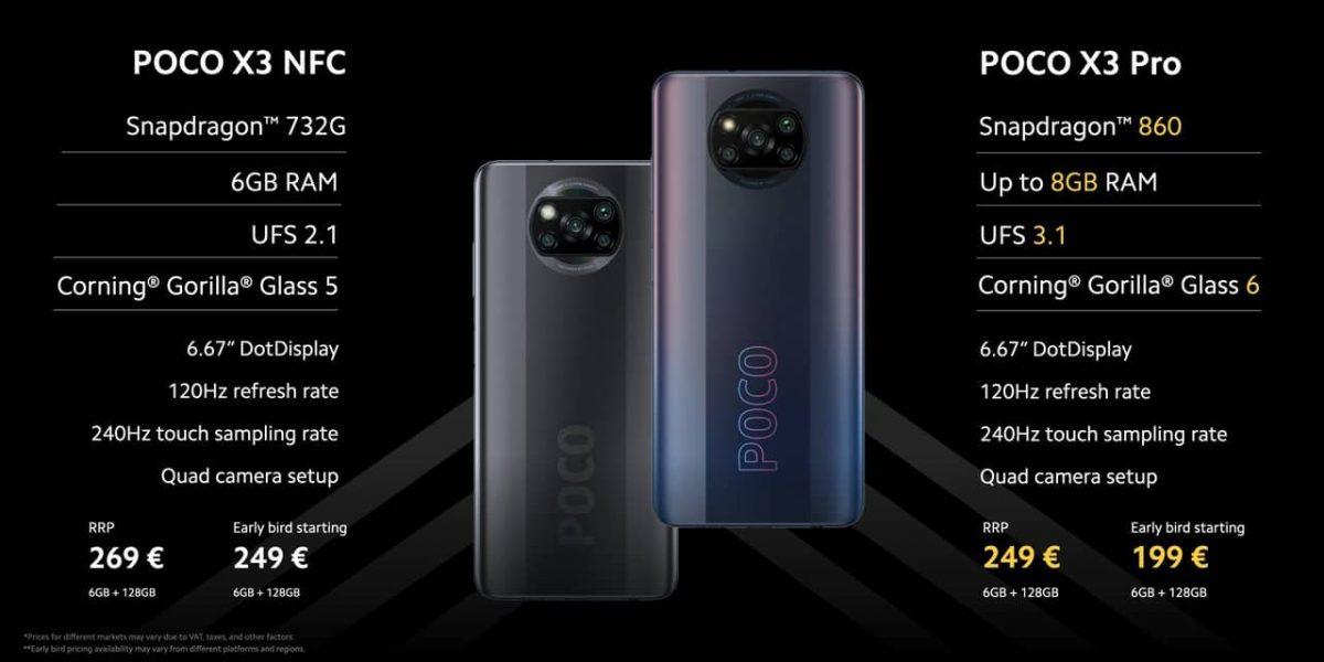 POCO X3 Pro preço oficial