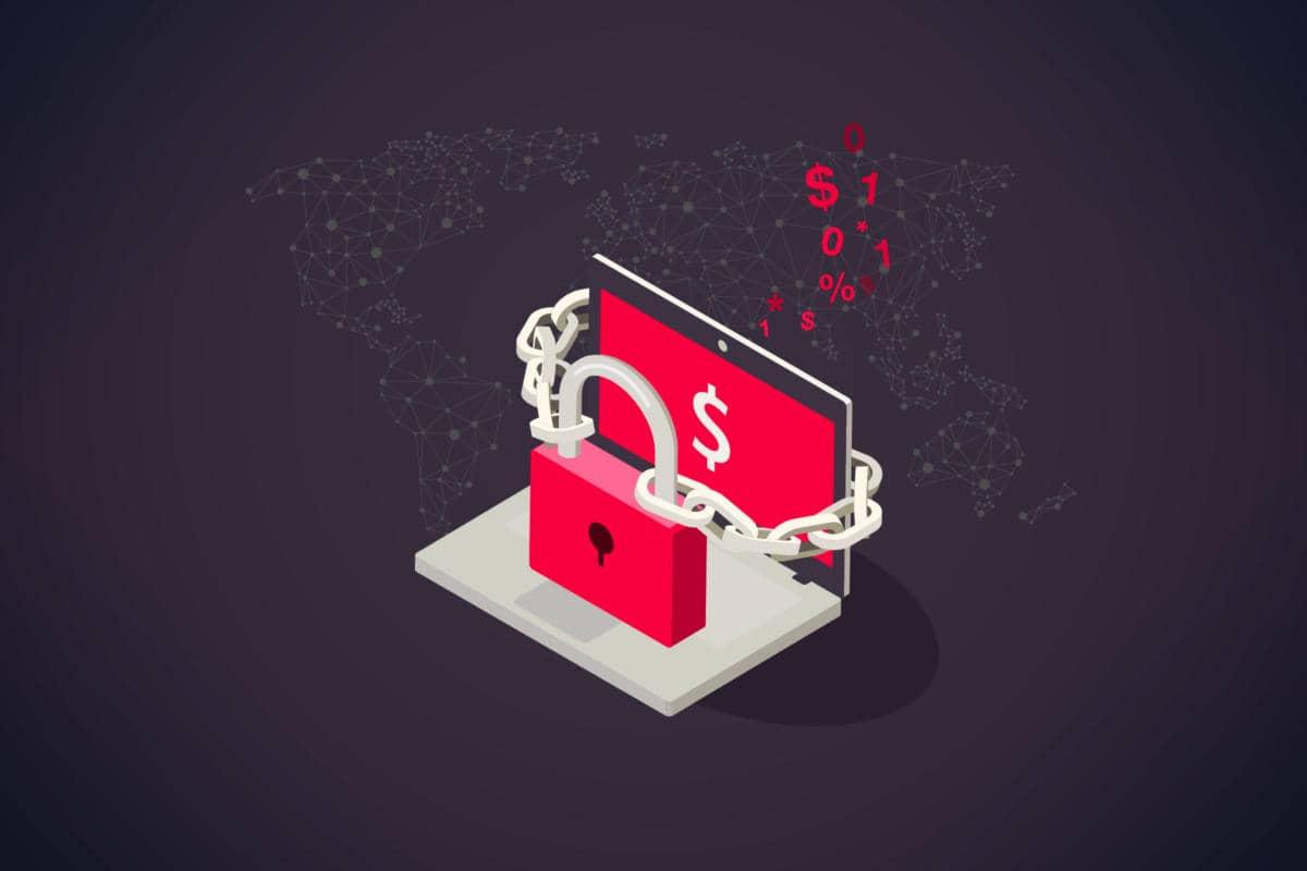 Ransomware direcionado Empresas