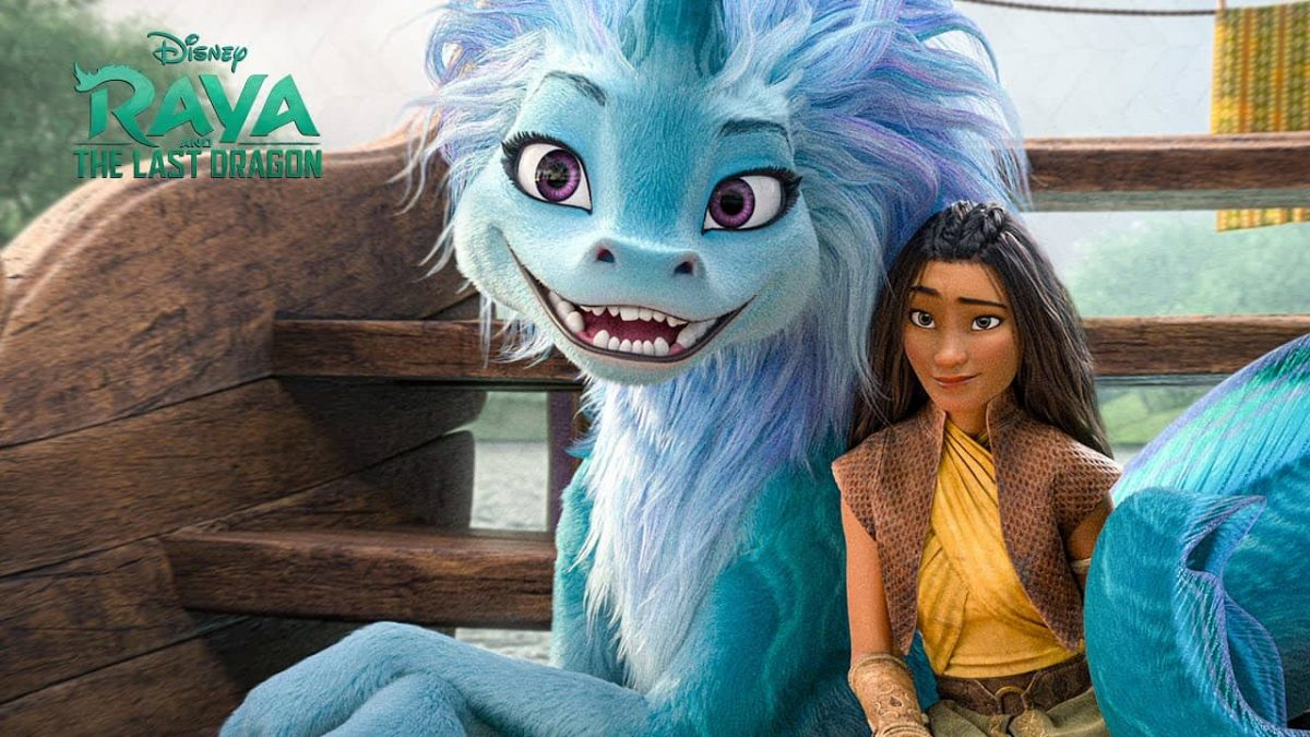 Raya The Last Dragon Filmes pirateados