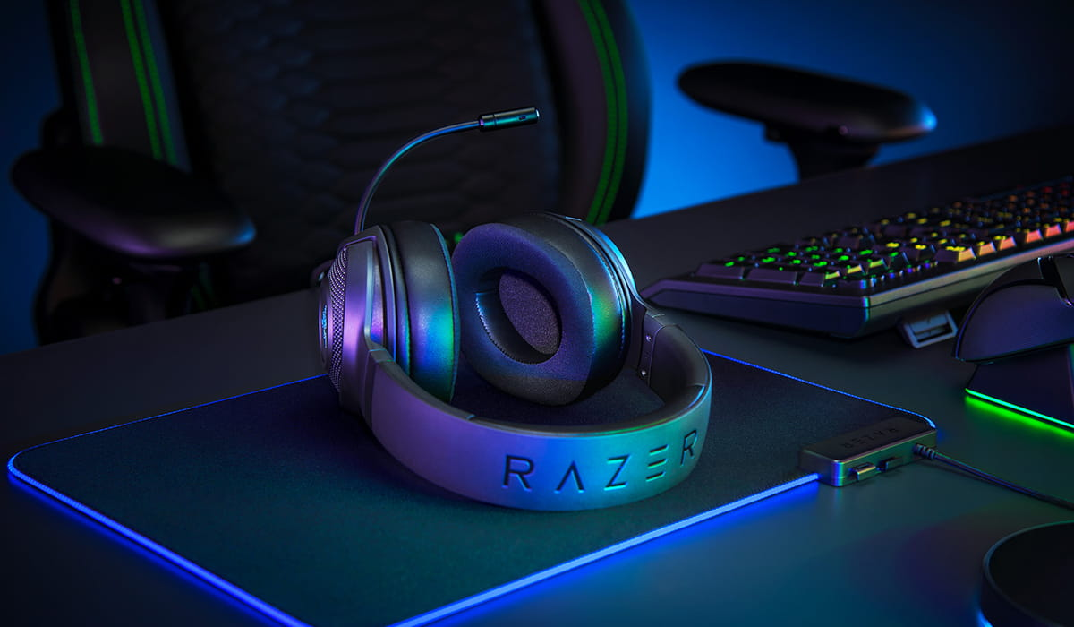Razer Kraken V3 X auscultadores gaming