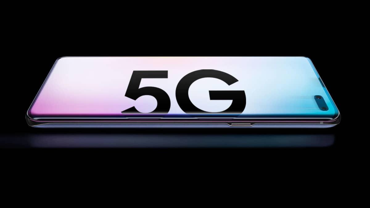 Samsung velocidades 5G