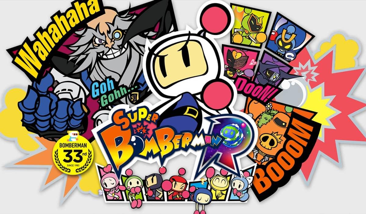 Super Bomberman R Online Google Stadia