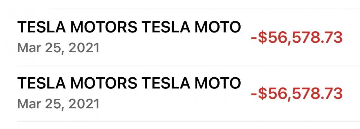 Tesla cobra a dobrar pelos seus carros
