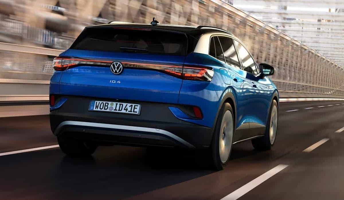 VW ID.4 SUV elétrico