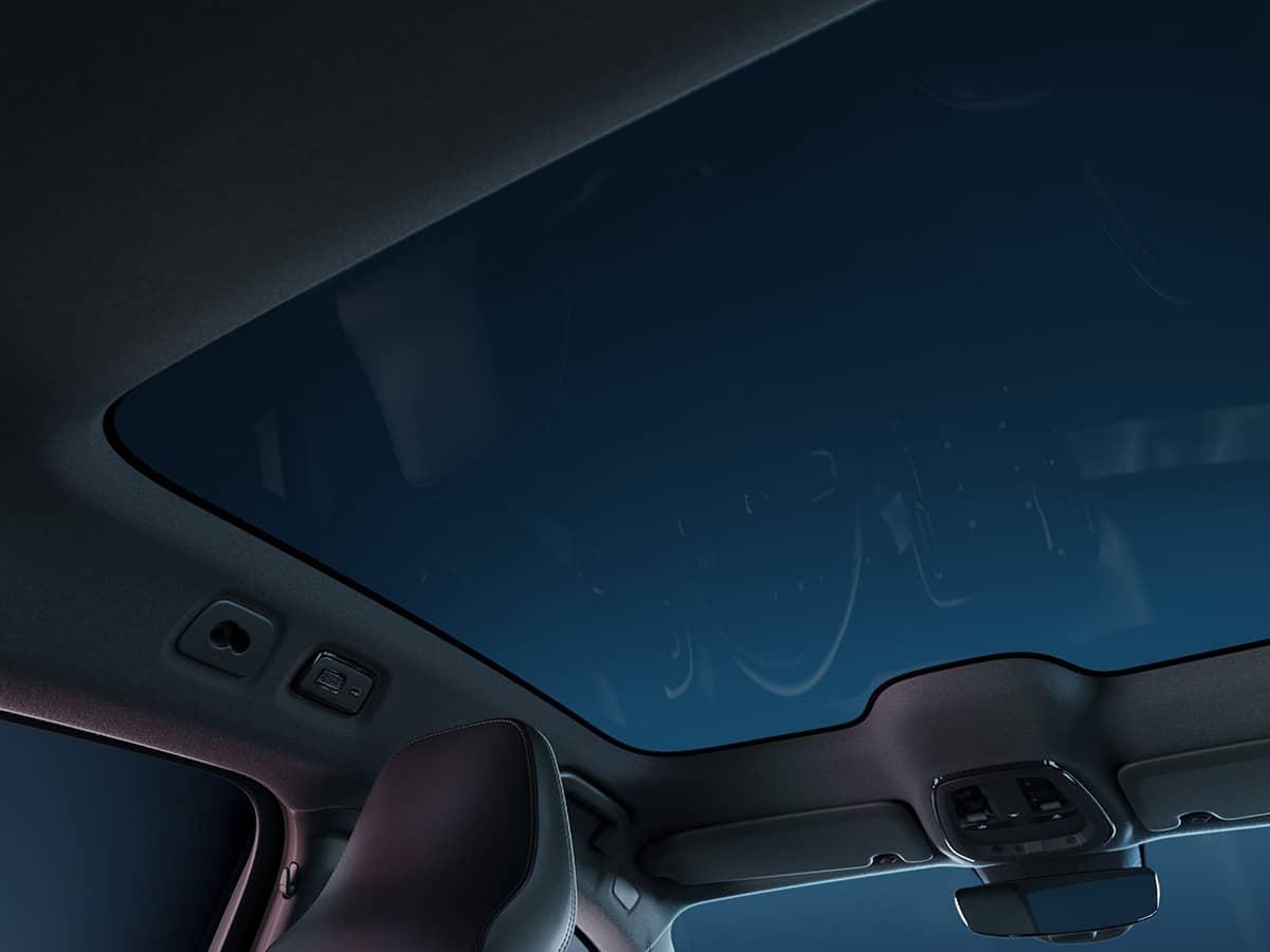 Volvo C40Recharge PanoramicRoof carro elétrico, Crossover, mobilidade elétrica, SUV, Volvo, Volvo C40 Recharge