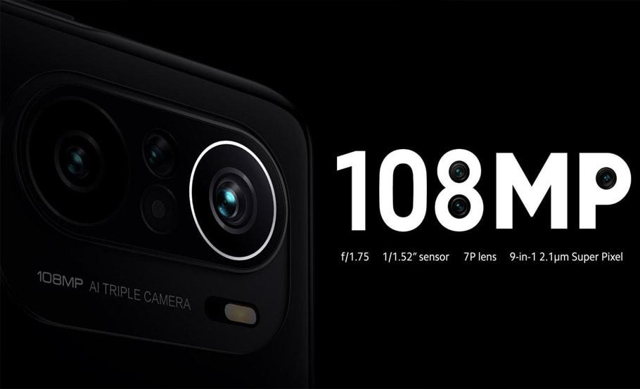 Xiaomi Mi 11i câmara