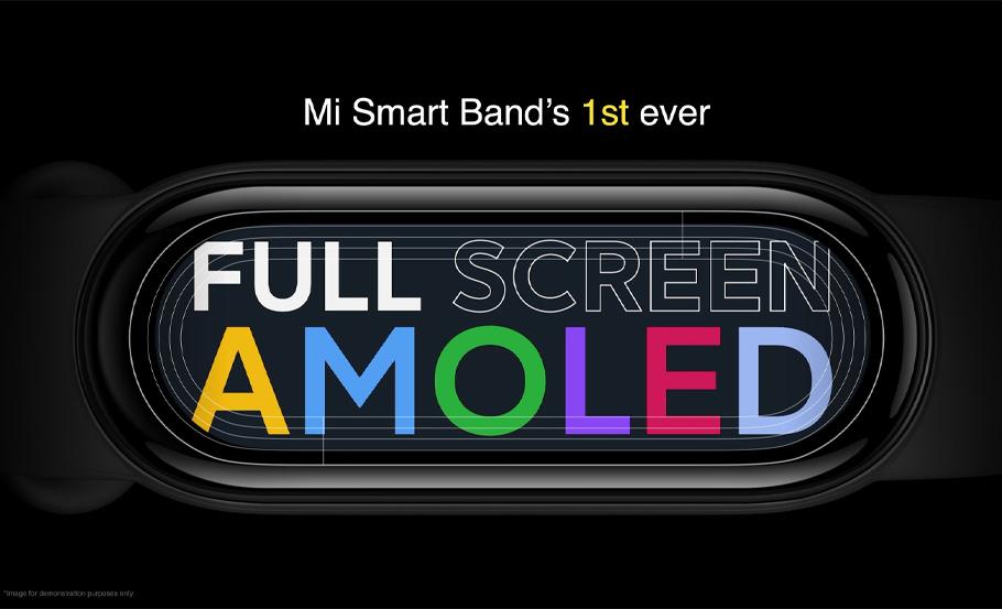 Xiaomi Mi Band 6 AMOLED