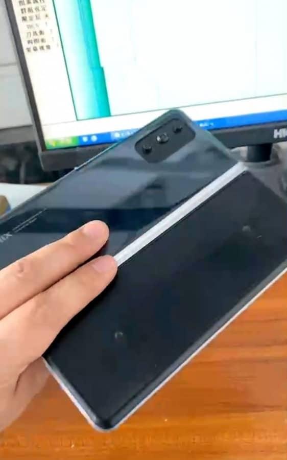 Xiaomi Mi Mix protótipo smartphone dobrável 1
