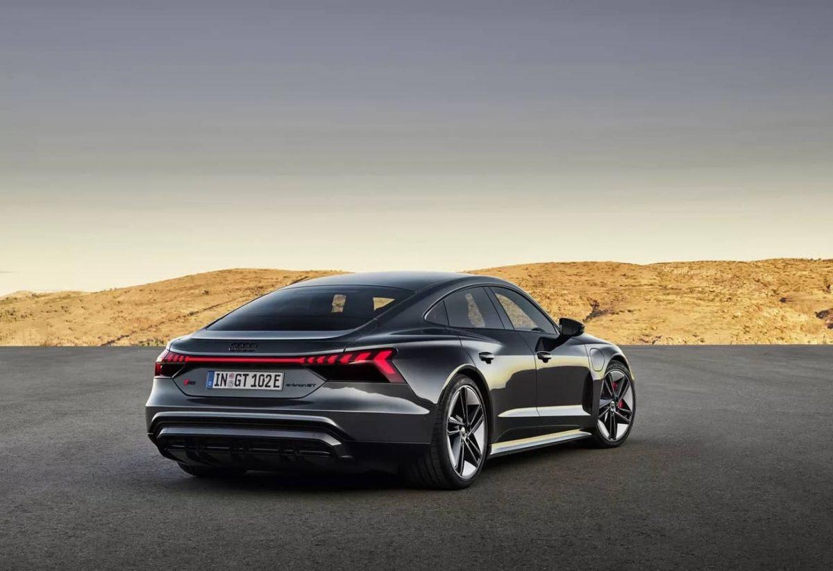 Audi e-tron GT Portugal preço