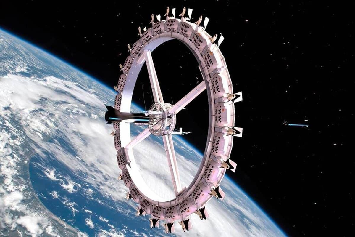 Voyager Station Hotel Espacial de Luxo 2027