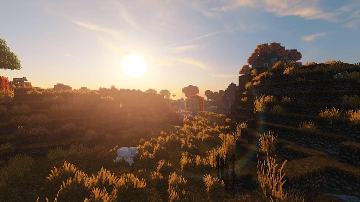 ProjectLUMA Shaders Minecraft