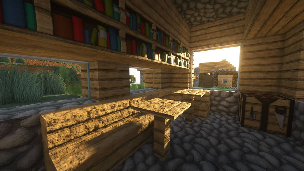 Sonic Ether's Unbelievable Shaders Minecraft