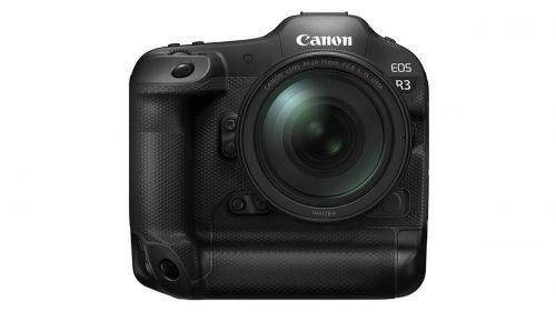 Canon apresenta a nova EOS R3