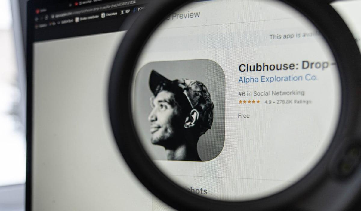 Clubhouse Hackers utilizadores