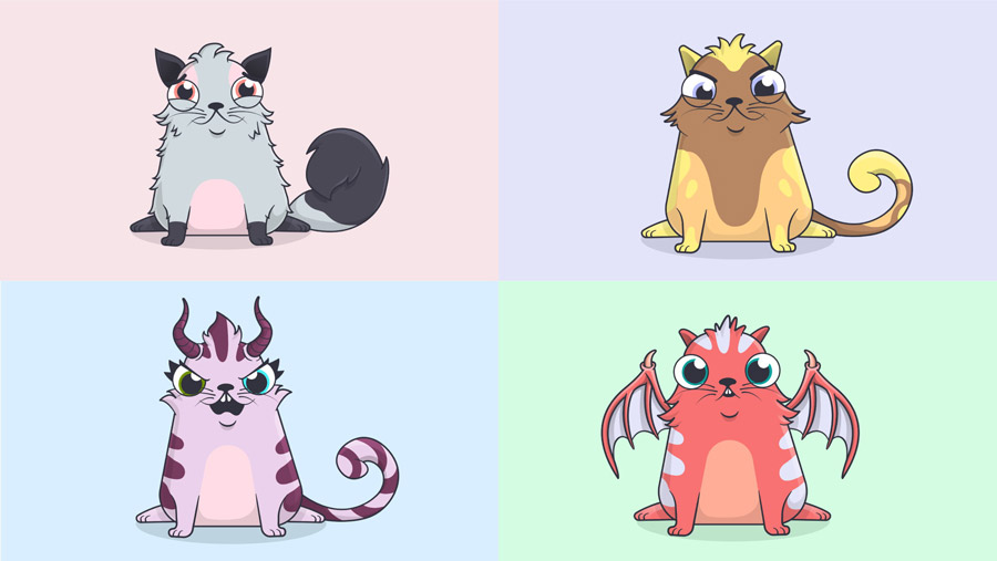 CryptoKitties e a Ethereum