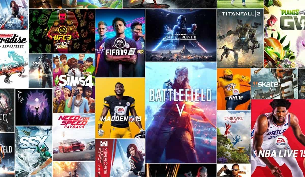 EA jogos saldos amazon