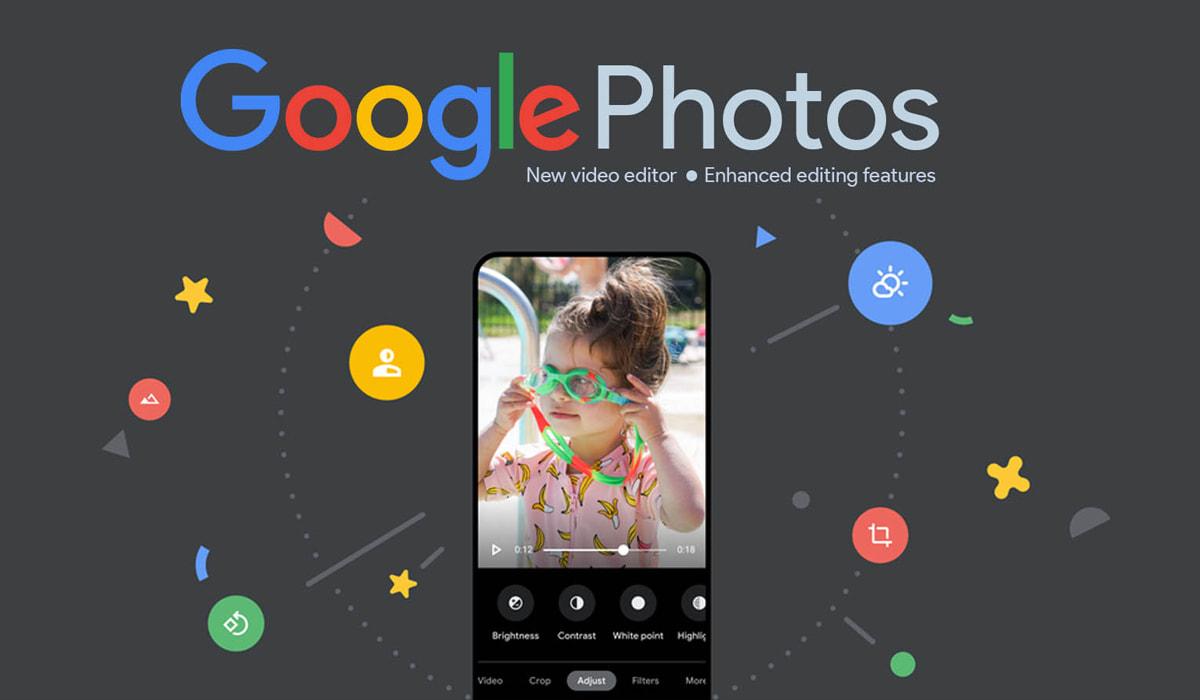 Google Fotos edição de vídeo Android