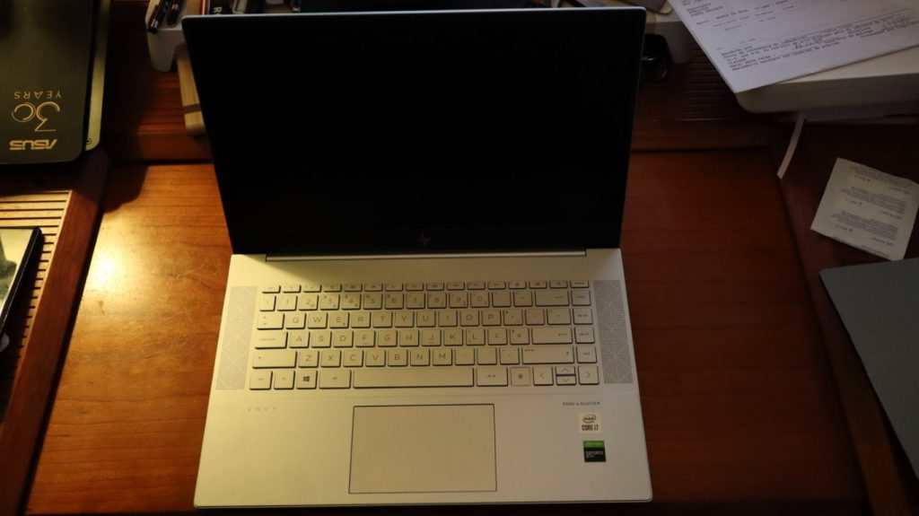 Análise ao portátil HP-ENVY-15