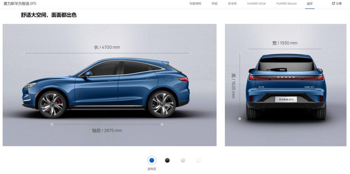 Huawei Carro Elétrico